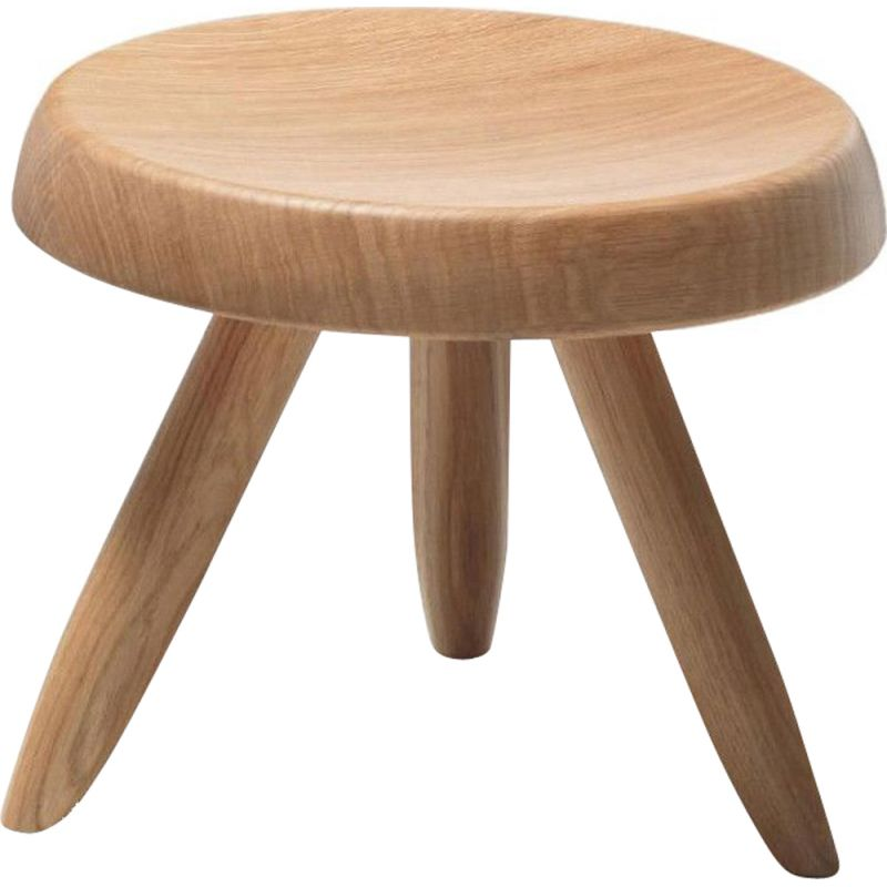 """""""BERGER"""" footstool, Charlotte Perriand for CASSINA"""