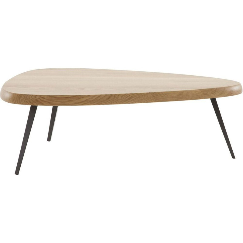 """MEXIQUE 527"" coffee table, Charlotte Perriand for CASSINA"