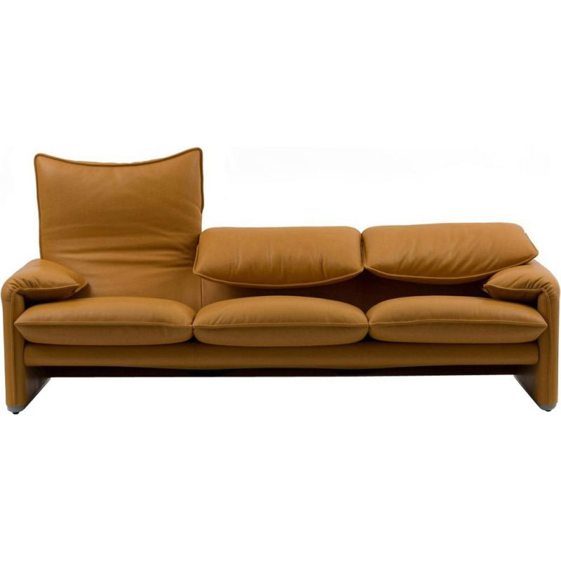 """MARALUNGA 675"" 3-seater sofa, 272cm, Vico Magistretti for CASSINA"
