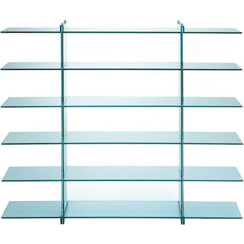 """Teso"" bookcase by Renzo Piano for FONTANA ARTE"
