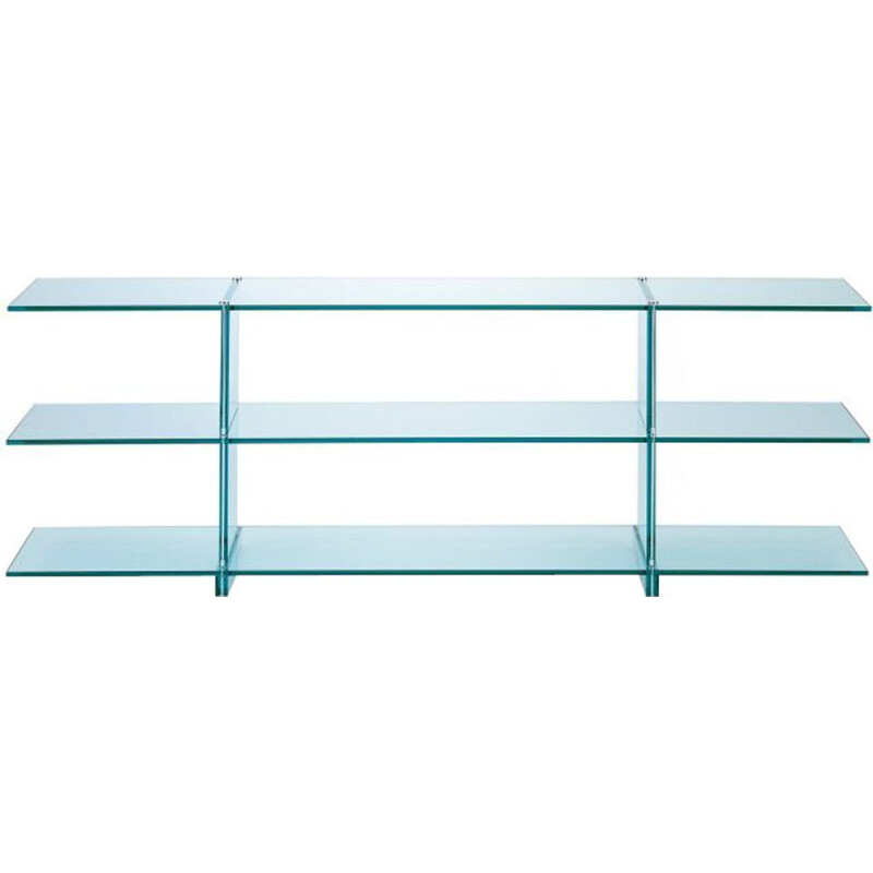 """Teso"" console by Renzo Piano for FONTANA ARTE"