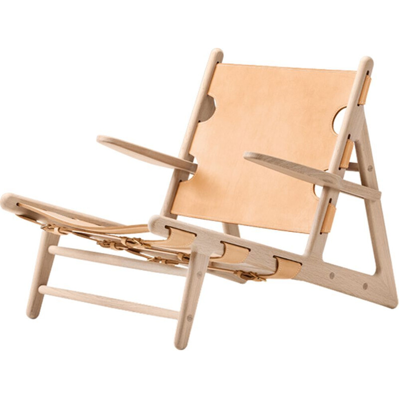 """The Hunting chair model 2229"", Borge Mogensen for FREDERICIA"