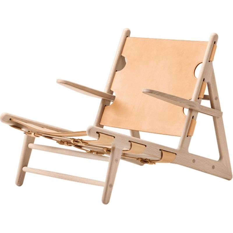 """""""The Hunting chair model 2229"""", Borge Mogensen for FREDERICIA"""