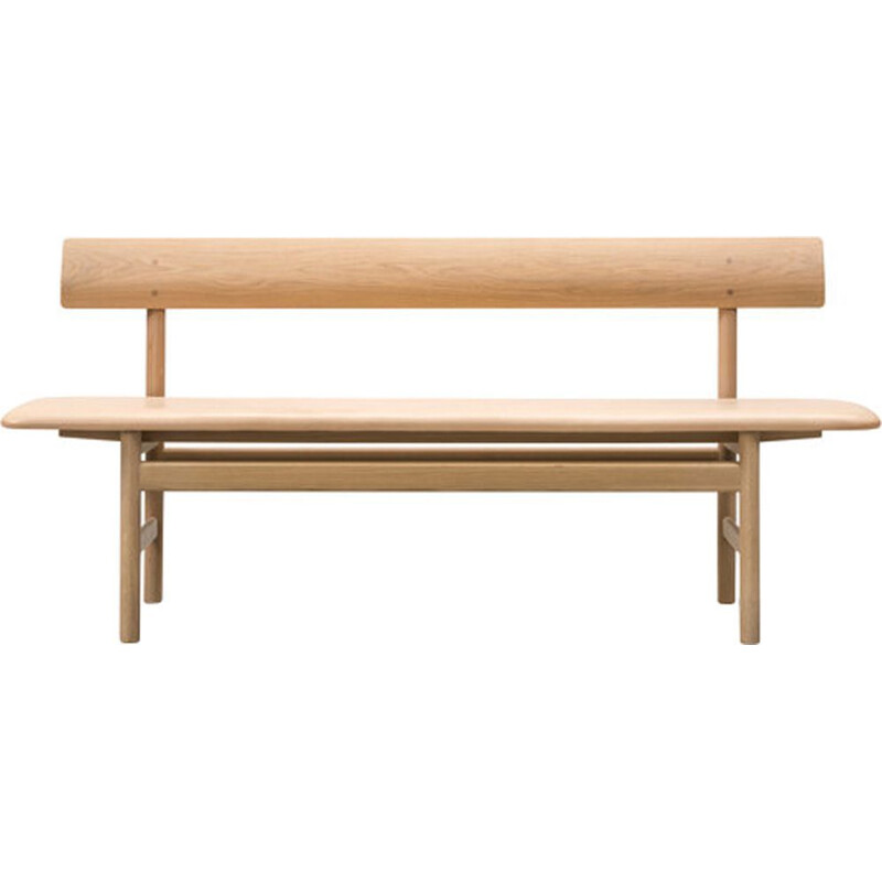 """The Mogensen bench model 3171"", Borge Mogensen for FREDERICIA"
