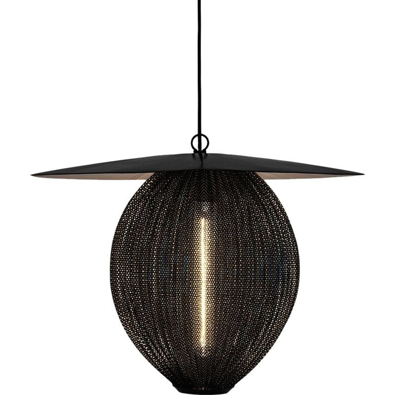 """Satellite"" pendant lamp, Mathieu Matégot for GUBI"