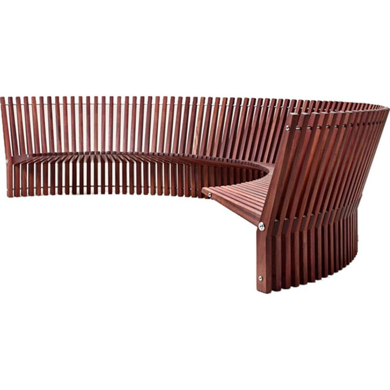 """Astral bench model 1111"", 225cm, Per Borre for FREDERICIA"