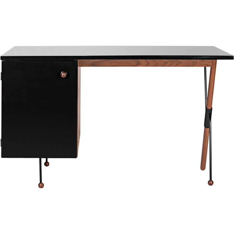 """62"" desk, Greta Grossman for GUBI"