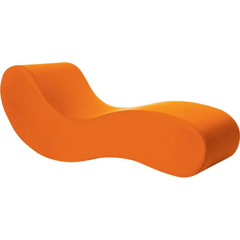 """Alvar"" chaise longue by Giuseppe Raimondi for GUFRAM"