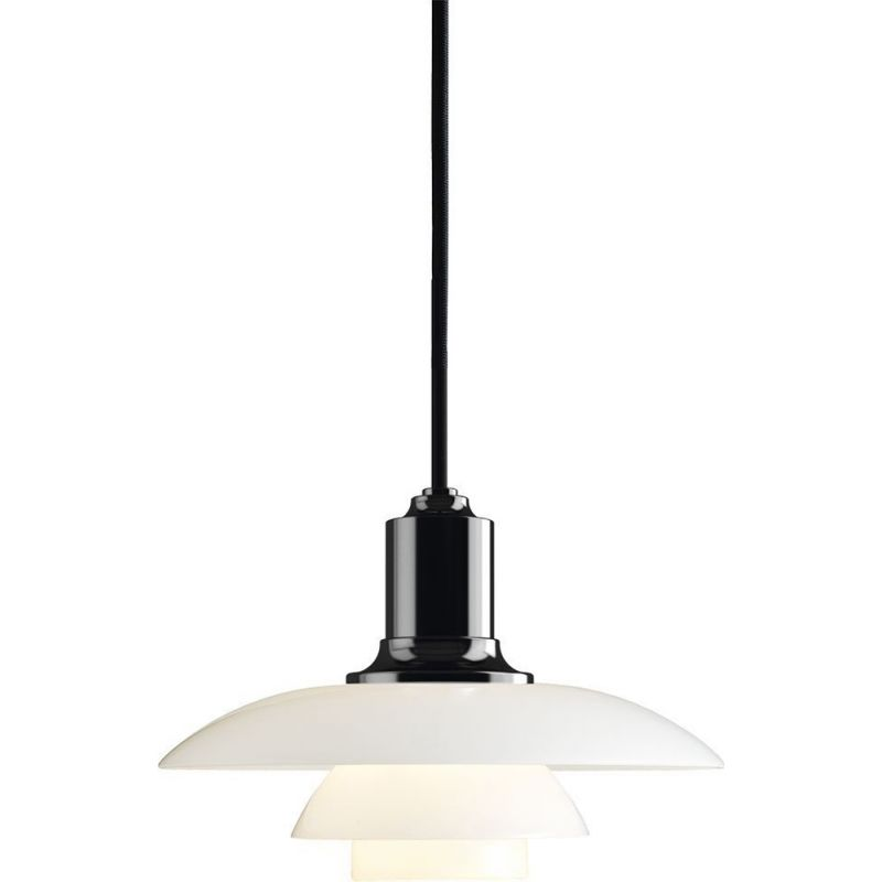 "Pendant light ""PH 2/1"" by Poul Henningsen for LOUIS POULSEN"