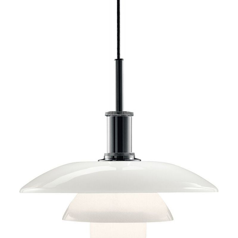 "Pendant light ""PH 4,5-4"" by Poul Henningsen for LOUIS POULSEN"