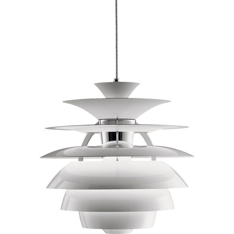 "Pendant light ""PH Snowball"" by Poul Henningsen for LOUIS POULSEN"