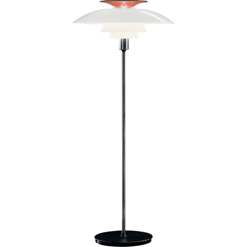 "Floor lamp ""PH80"" by Poul Henningsen for LOUIS POULSEN"