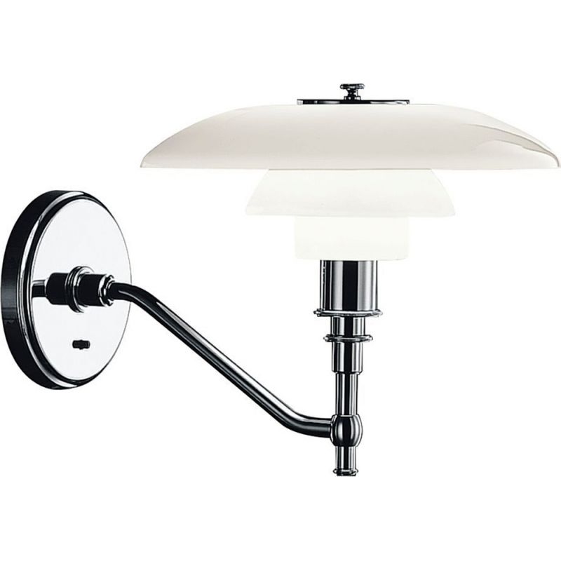 "Wall lamp ""PH 3/2"" by Poul Henningsen for LOUIS POULSEN"