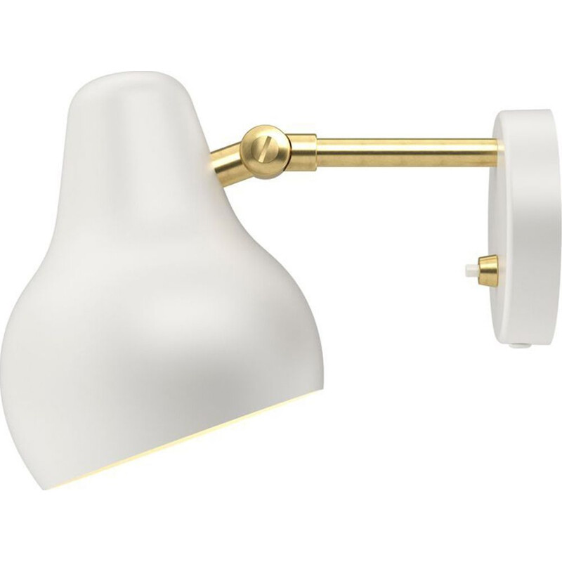 "Wall lamp ""VL38"" by Vilhelm Lauritzen for LOUIS POULSEN"