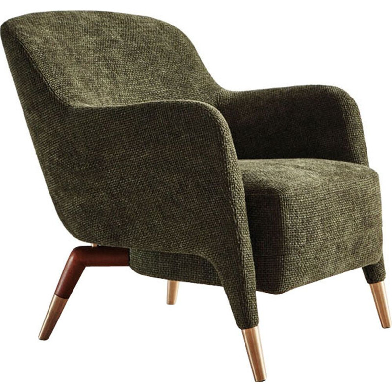 """D 151-4"" armchair by Gio Ponti for MOLTENI & C"
