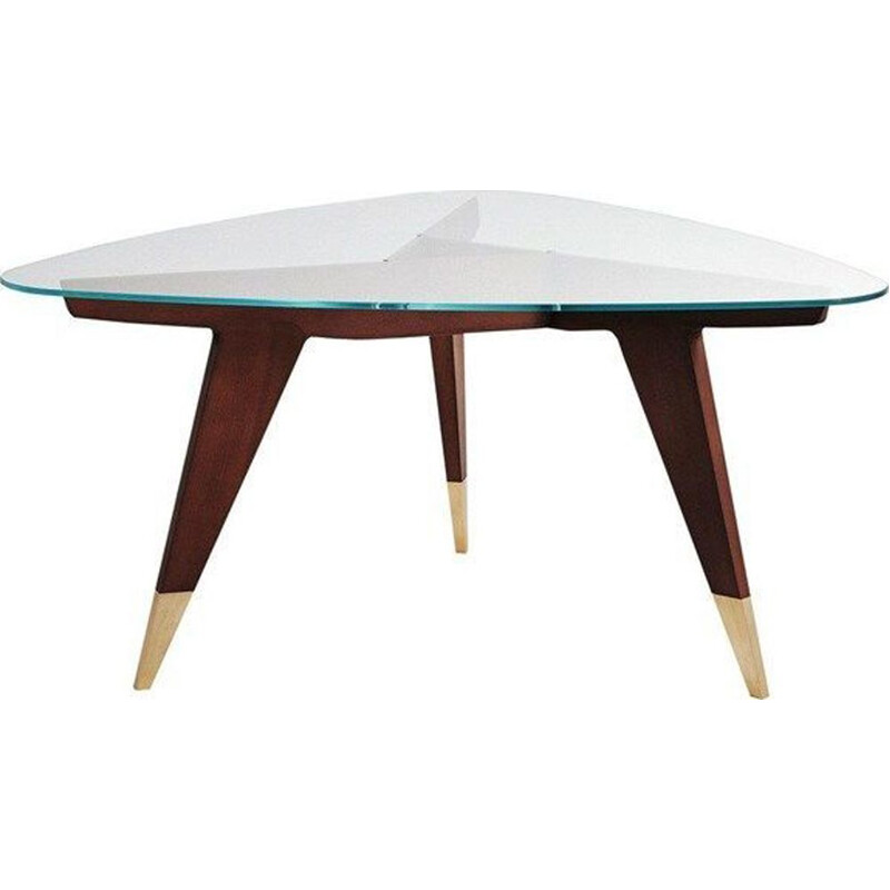 """D 552-2"" coffee table by Gio Ponti for MOLTENI & C"