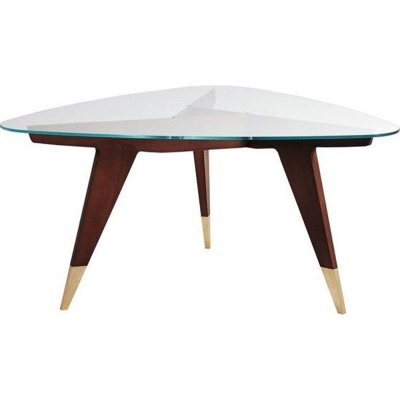 """""""D 552-2"""" coffee table by Gio Ponti for MOLTENI & C"""