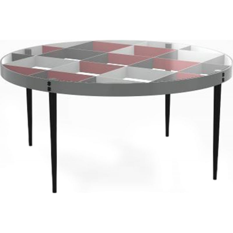 """""""D 555-1"""" coffee table by Gio Ponti  for MOLTENI & C"""