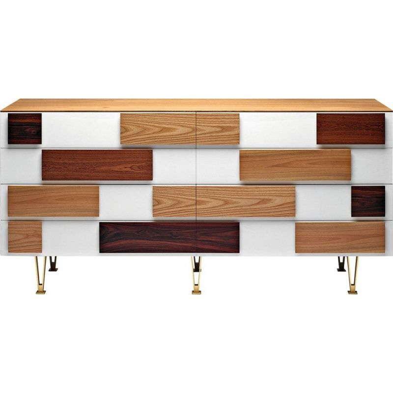 """""""D 655-1"""" chest of drawers by Gio Ponti for MOLTENI & C"""