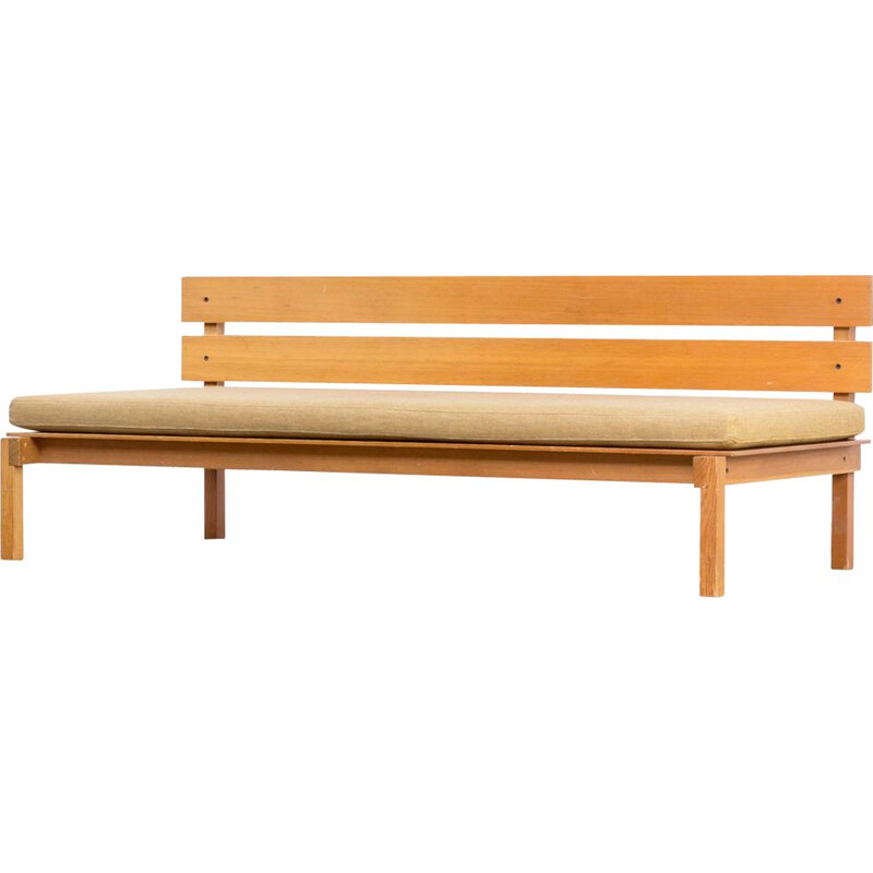 Vintage daybed in pine by Nanna Ditzel for Mogens Kold
