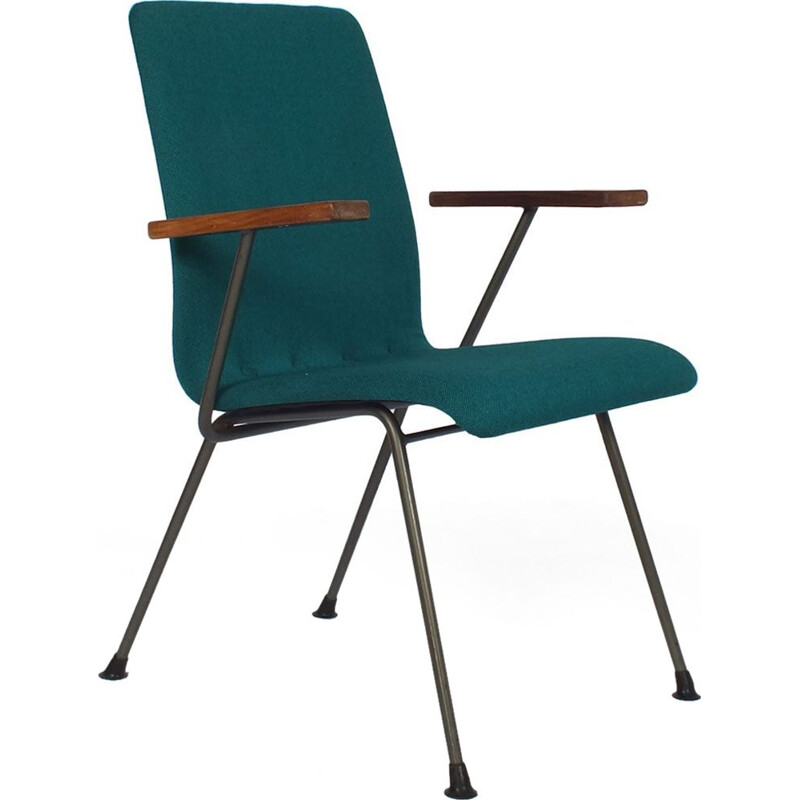 Vintage desk chair by Gispen Netherlands 1950s