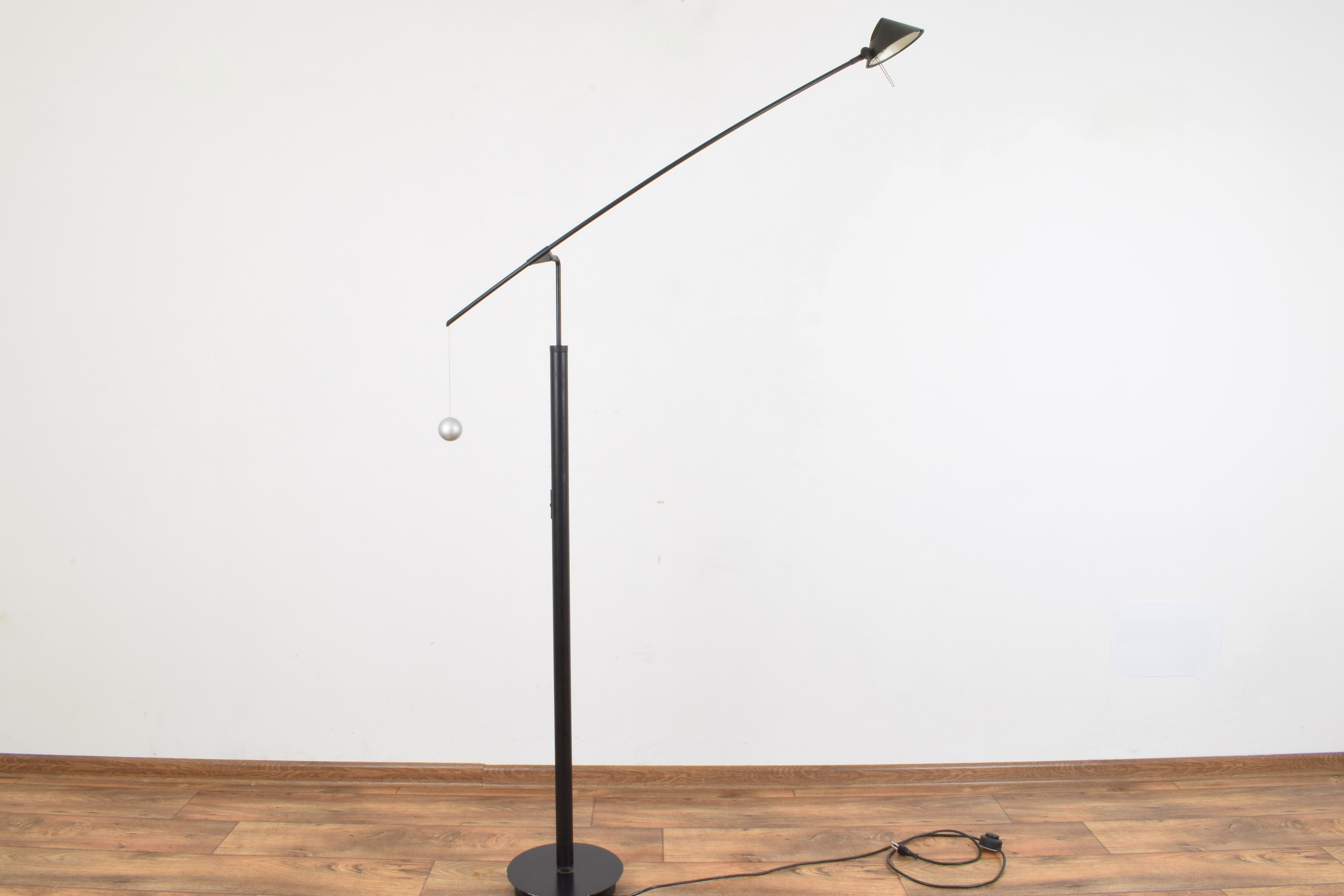 Vintage Italian Floor Lamp Model Quot Nestore Lettura Quot By Carlo Forcolini For Artemide 1980