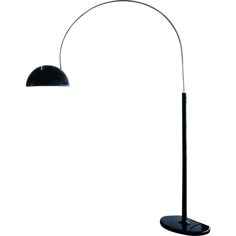 """Coupe 3320R"" floor lamp by Tito Agnoli for OLUCE"