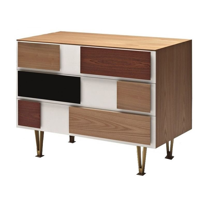"""D 655-2"" chest of drawers by Gio Ponti for MOLTENI & C"