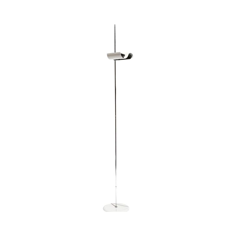 """""""Dim 333"""" floor lamp by Vico Magistretti for OLUCE"""