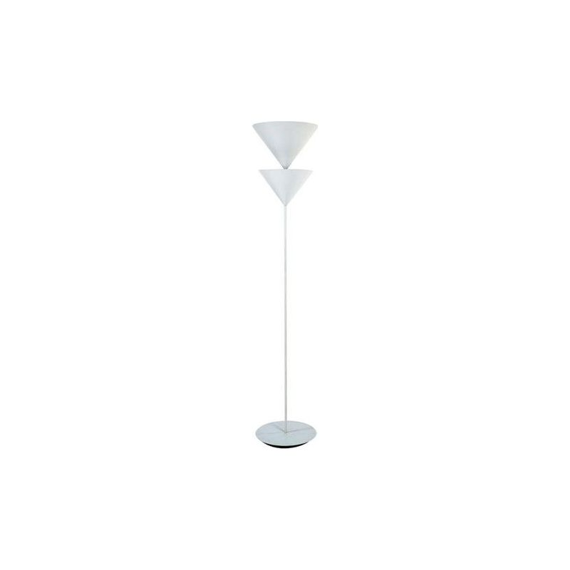 """Pascal 345"" floor lamp by Vico Magistretti for OLUCE"
