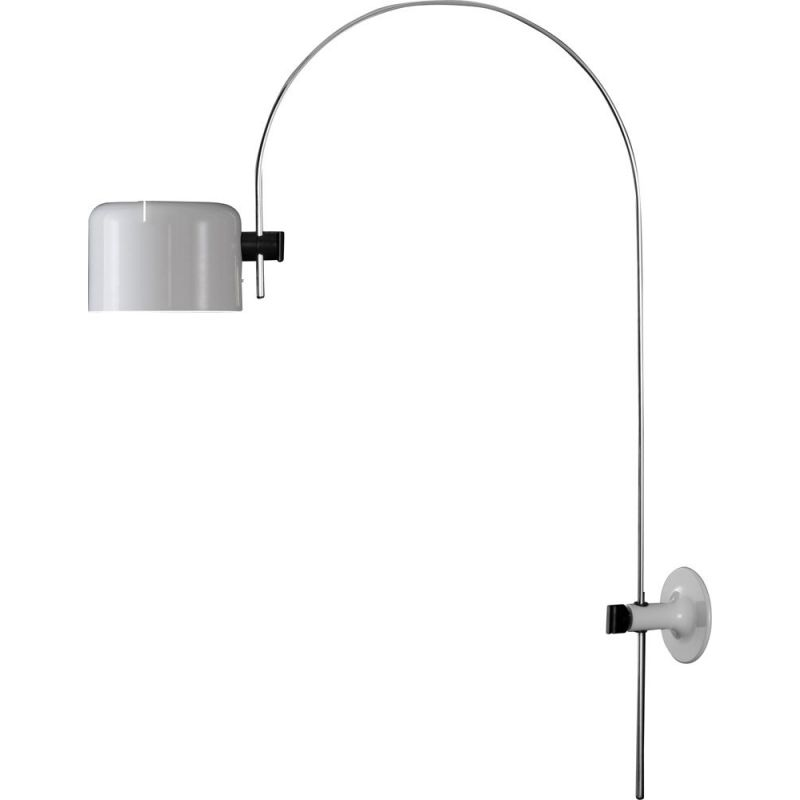 """""""Coupe 1158"""" wall lamp by Joe Colombo for OLUCE"""