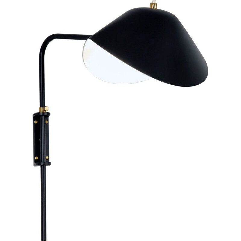 "Wall lamp ""Antony"" by SERGE MOUILLE"