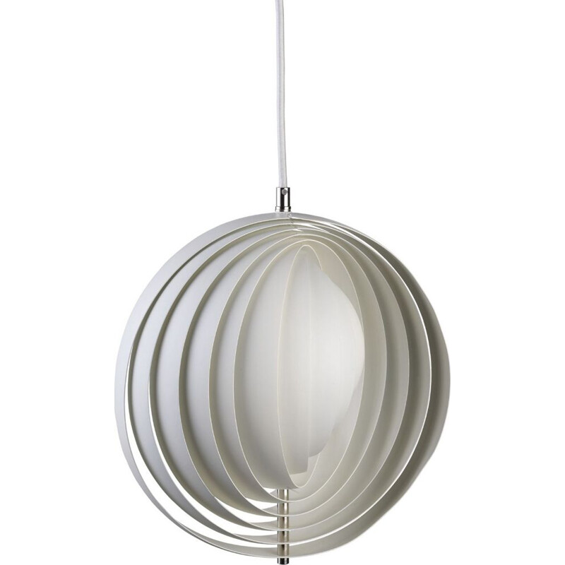 """Moon small"" pendant lamp by Verner Panton for VERPAN"