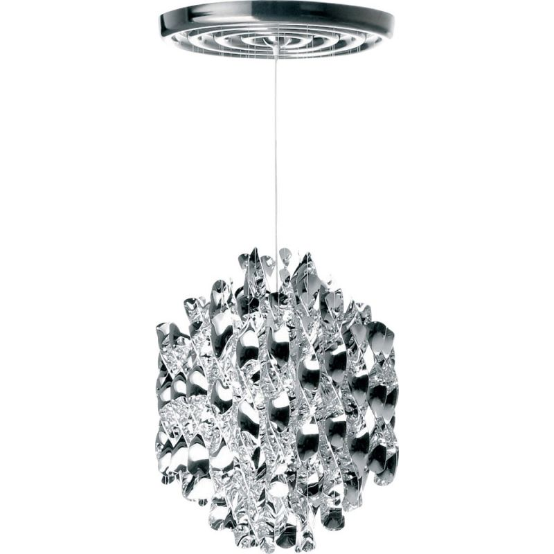 """Spiral SP01"" pendant lamp by Verner Panton for VERPAN"