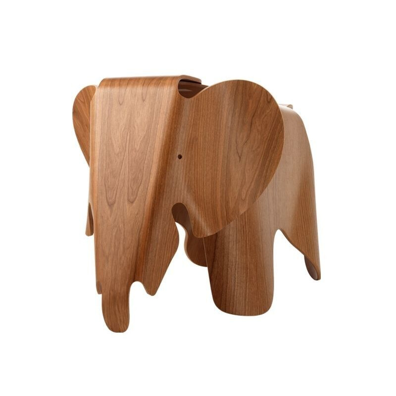 """Eames Elephant"" plywood stool by Charles and Ray Eames for VITRA"