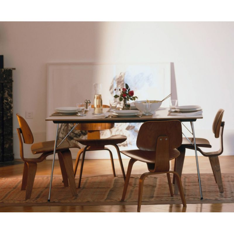 Dcw Dining Chair By Charles And Ray Eames For Vitra Design Market