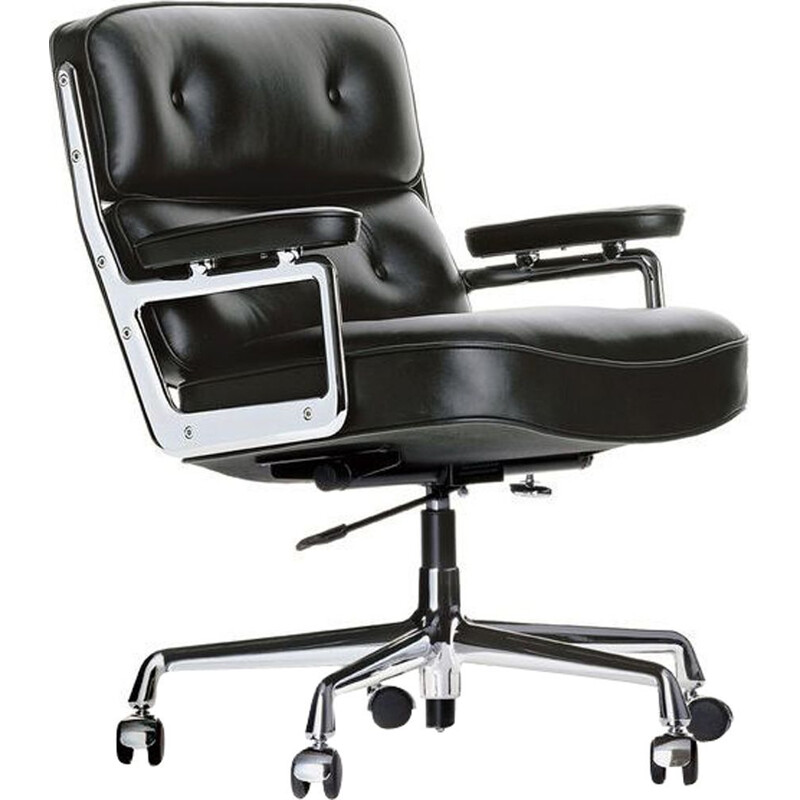 """Lobby Chair 104"" desk chair by Charles and Ray Eames for VITRA"