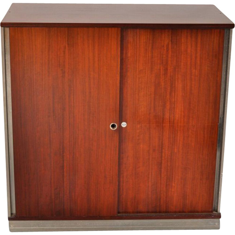 Vintage italian cabinet by Ico Parisi in rosewood 1970