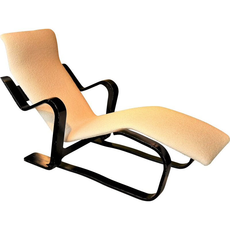 Vintage long chair Marcel Breuer