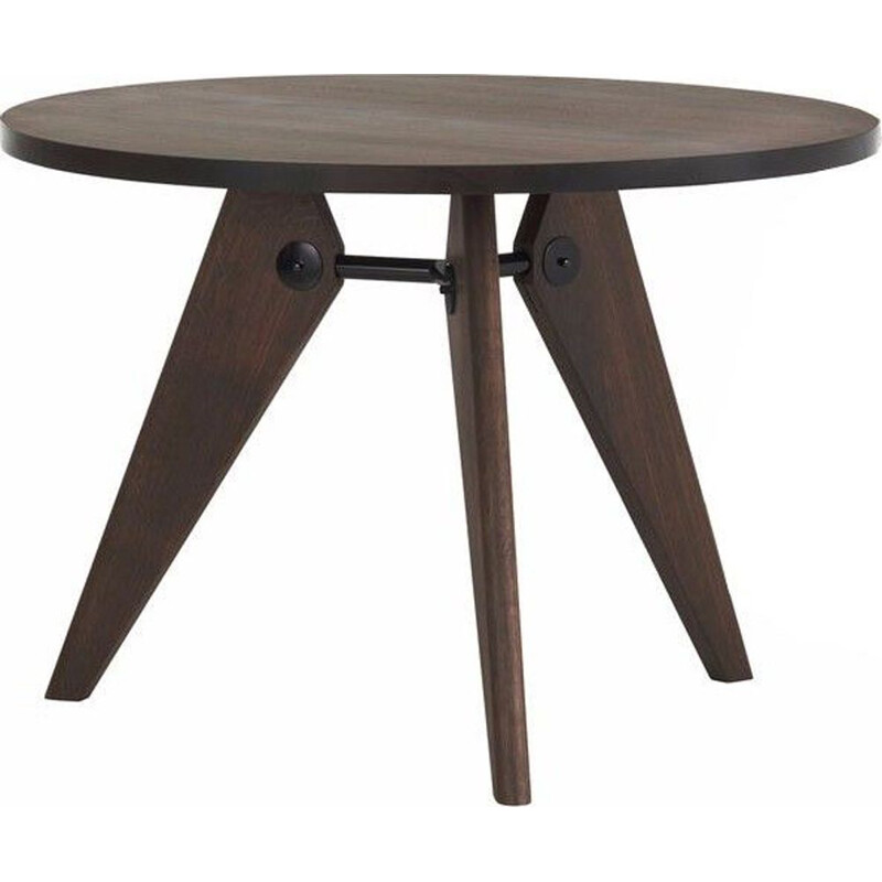 """Gueridon"" dining table by Jean Prouvé for VITRA"