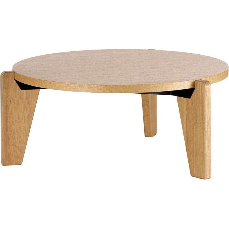 """Gueridon Bas"" coffee table by Jean Prouvé for VITRA"