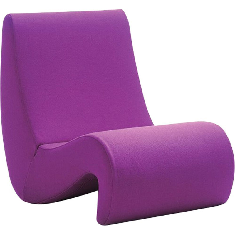 """Amoebe"" chair by Verner Panton for VITRA"