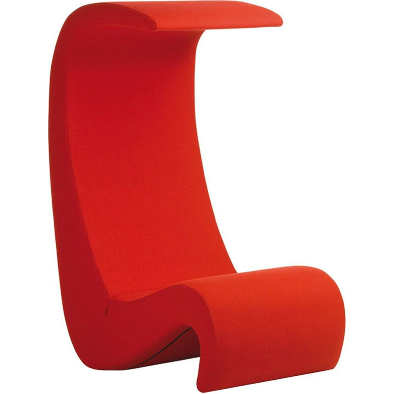 """Amoebe Highback"" chair by Verner Panton for VITRA"