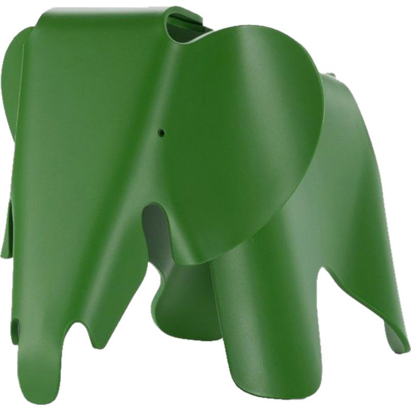"""Small """"Eames Elephant"""" stool by Charles and Ray Eames for VITRA"""