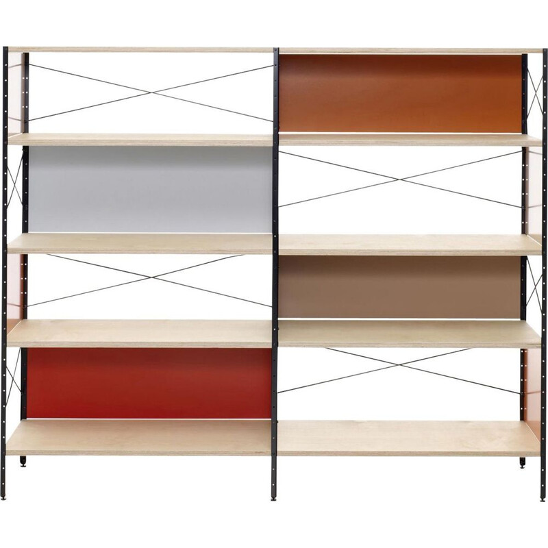 """ESU4"" shelf unit by Charles and Ray Eames for VITRA"
