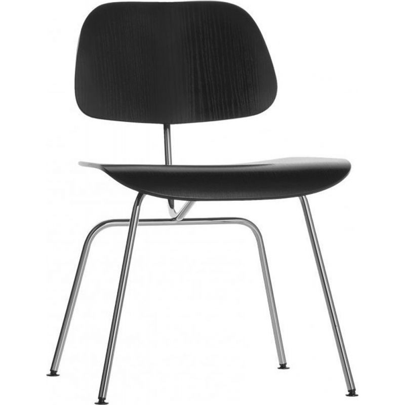 """DCM"" dining chair by Charles and Ray Eames for VITRA"