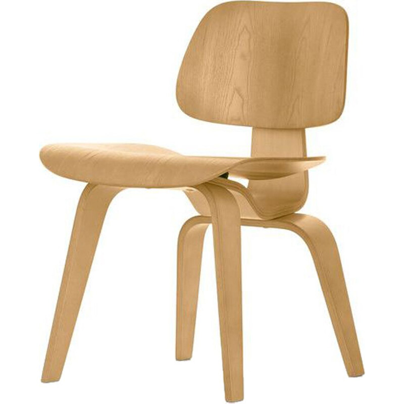 """DCW"" dining chair by Charles and Ray Eames for VITRA"