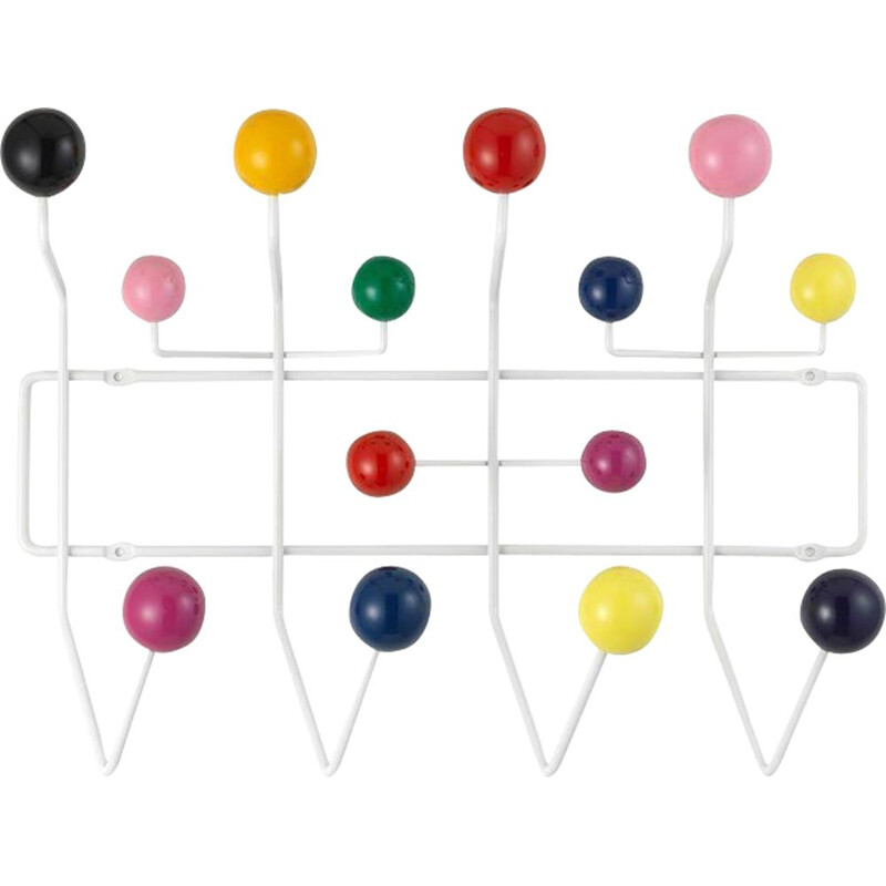"""Hang it all"" coat rack by Charles and Ray Eames for VITRA"