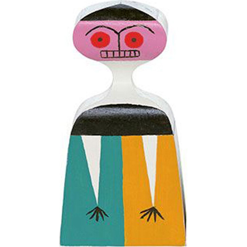 """Wooden Dolls No. 3"" by Alexander Girard pour VITRA."