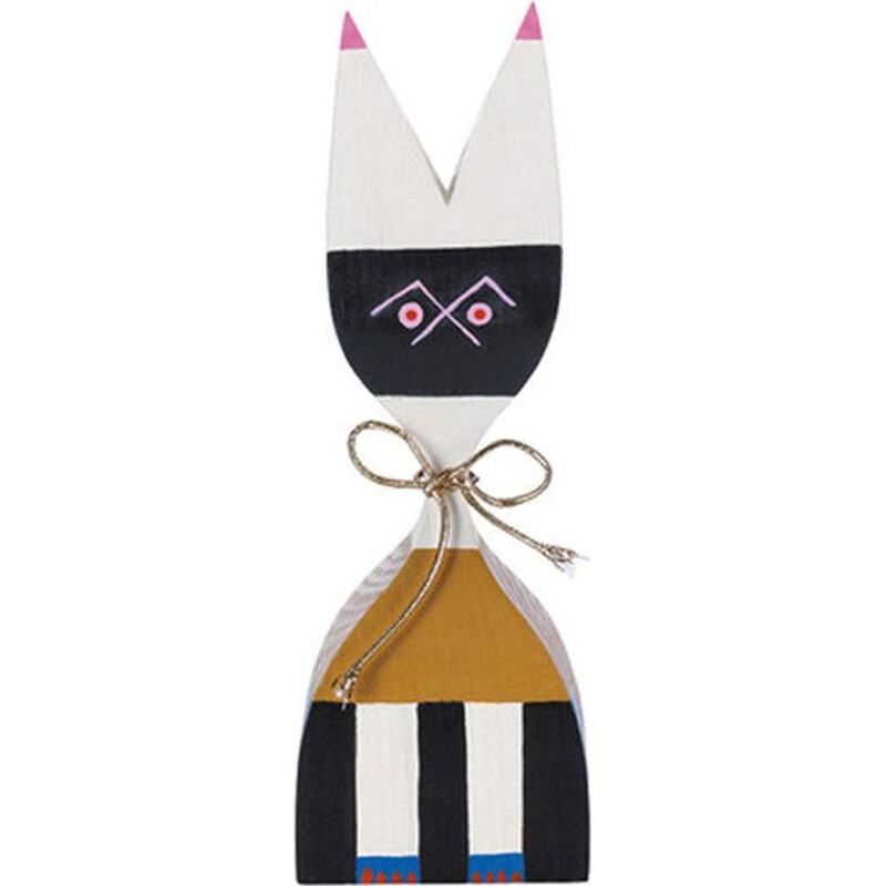 """Wooden Dolls No. 9"" by Alexander Girard pour VITRA."